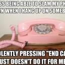 Ending A Call