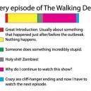 Every episode of walking dead