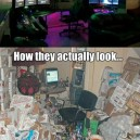 Gaming stations