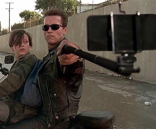 Hasta La Vista.. Selfie
