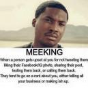 Meeking explained
