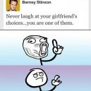 Oh, Barney