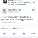 Owned by Tesco!