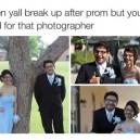 Prom breakup