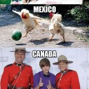 Summarizing Countries With Only One Picture