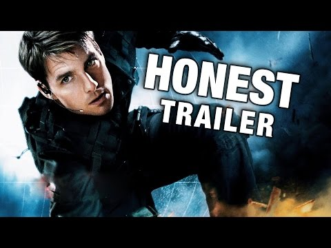 Honest Trailers – Mission: Impossible