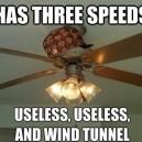 Every Ceiling Fan In Existence