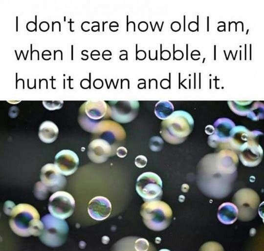 It Doesn't Matter How Old I Am