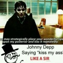 Johnny Knows How To Say It