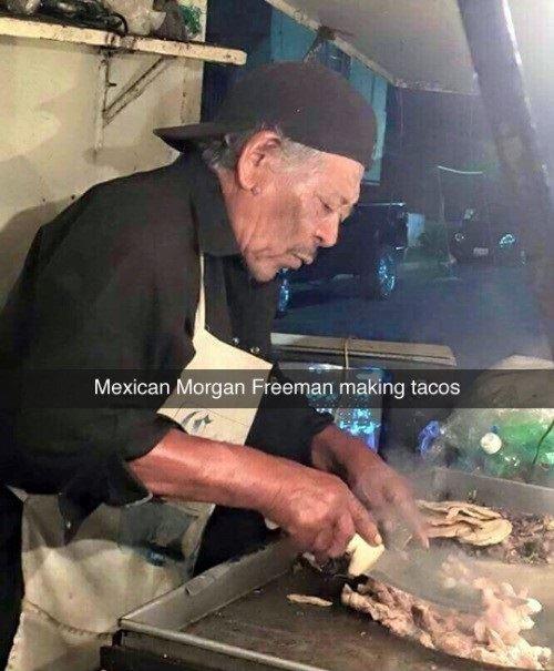 Mexican Freeman Is Best Freeman