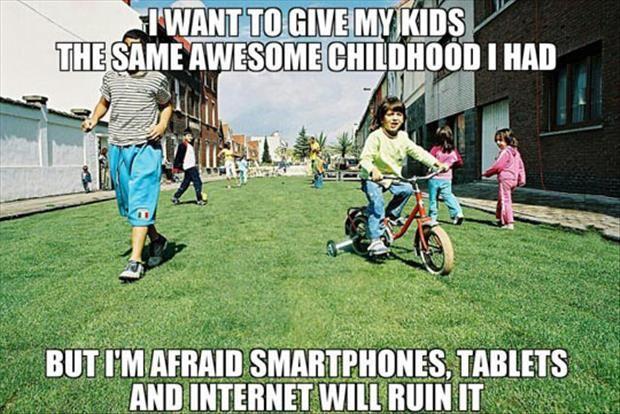 Give kids a good life