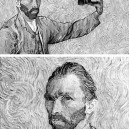 How Van Gogh Made His Famous Painting
