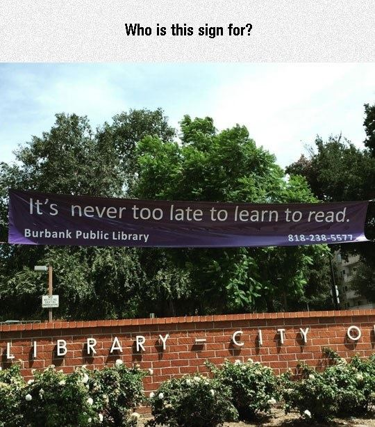 No One Is Going To Read It