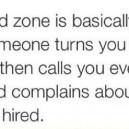 The Friendzone Explained
