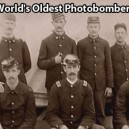 Worlds oldest photobomber