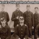 Worlds oldest photobomber