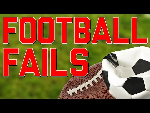 Football Fail Compilation!