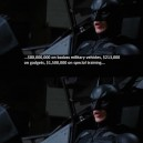 Anyone can be Batman