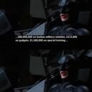 Anyone can be Batman