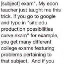 College Pro Tip