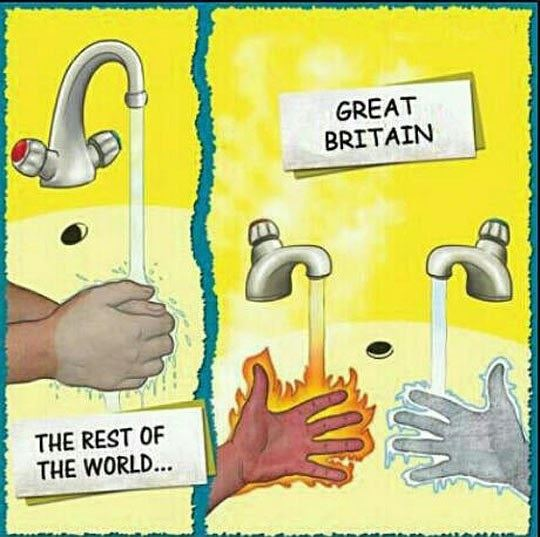 Great Britain's Struggle