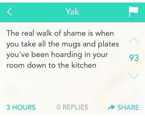 The Real Walk Of Shame…