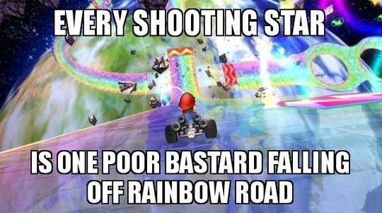 What Shooting Stars Are Really Made Of