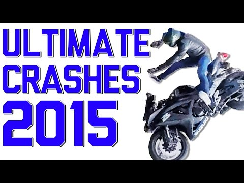 The ultimate crash compilation of 2015!