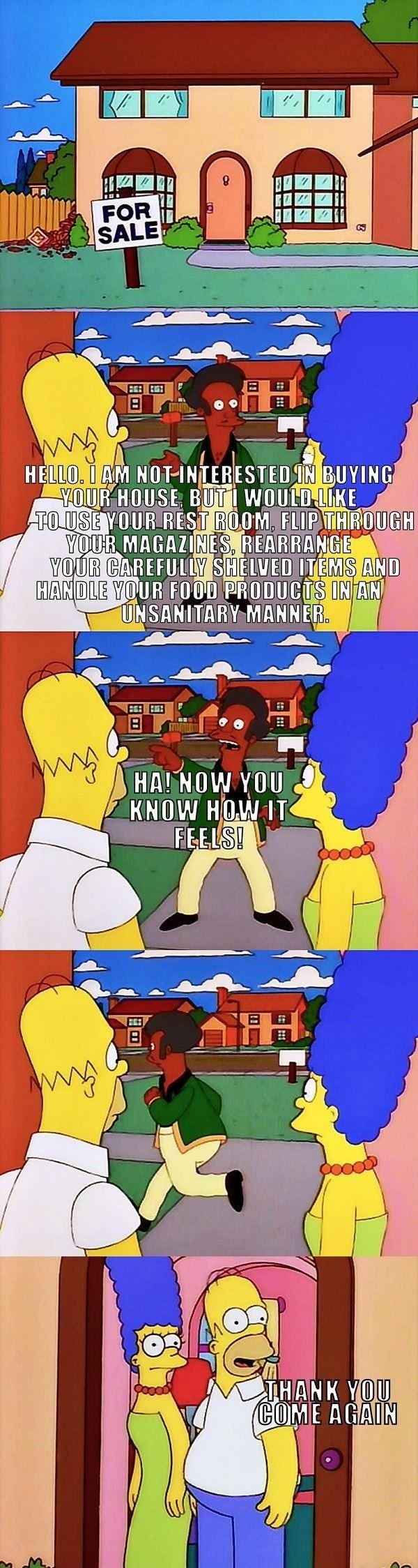 Apu's Revenge