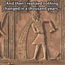 Drunk Tutankhamun