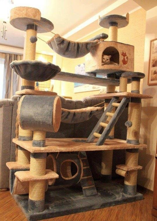 Epic Cat Tree