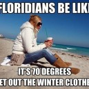 Floridian Winter