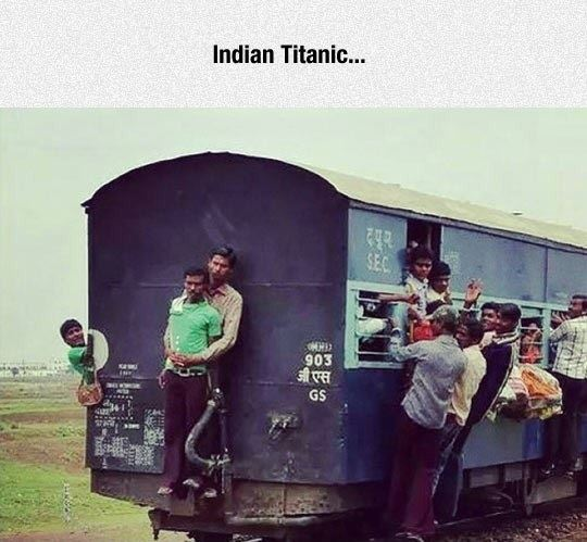 Indian Titanic