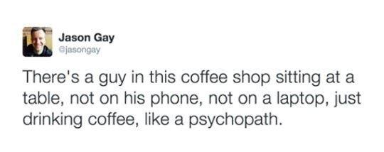 Like A Psychopath