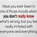 That mood