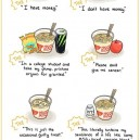 The many forms of Instant Ramen
