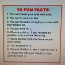 10 Fun Facts You Probably Didn't Know