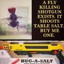 A shotgun for flies!