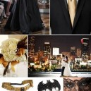 Batman Themed Wedding