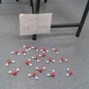 Caution! Wet Floor