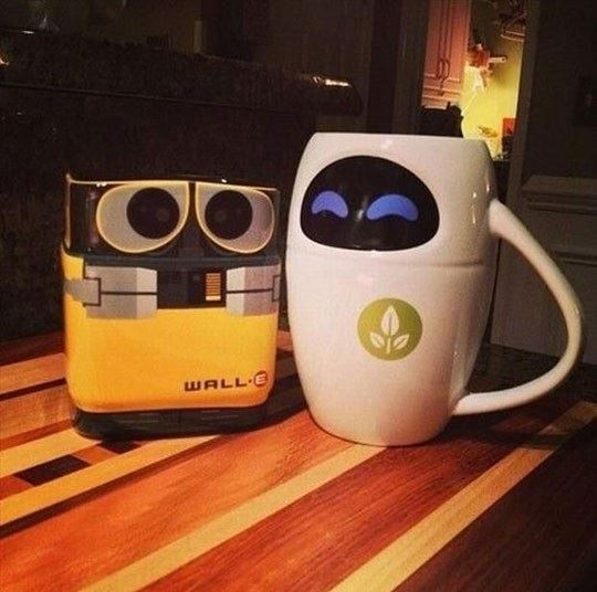 Cute Mugs For Him And Her