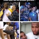 Drake is proud