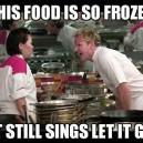 It's So Frozen