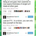 Neil DeGrasse Tyson Mind Blows Twitter