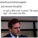 Thanks For Reminding Me How Old I Am