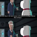 Just Family Guy Telling It Like It Is