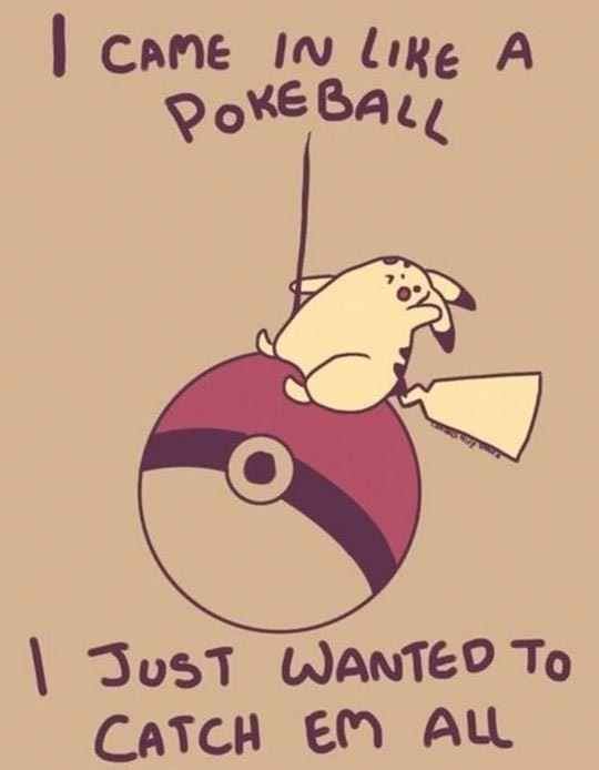 Like A Pokeball