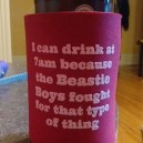My New Koozie Is The Best Koozie
