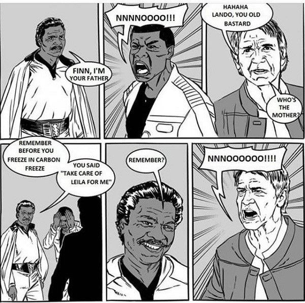Next Time, On Star Wars!