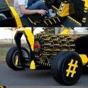 Real LEGO Car
